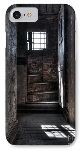 Up The Stairs Phone Case by Steev Stamford