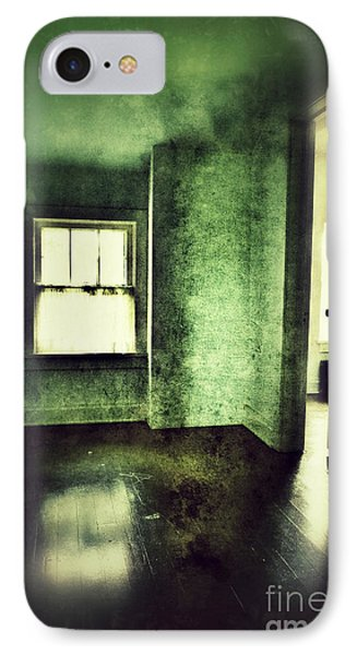 Upstairs Hallway In Old House Phone Case by Jill Battaglia