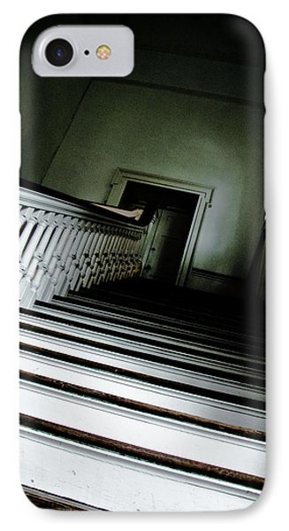 Upstairs IPhone Case by Jessica Brawley