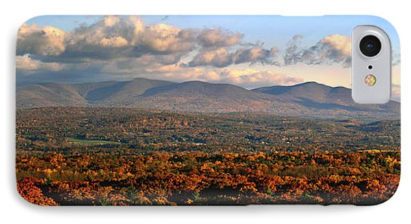 Upstate Ny Panorama IPhone Case by Terry Cork