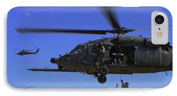 U.s. Air Force Pararescuemen Phone Case by Stocktrek Images