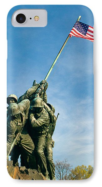 U.s Marine Corps Memorial IPhone Case