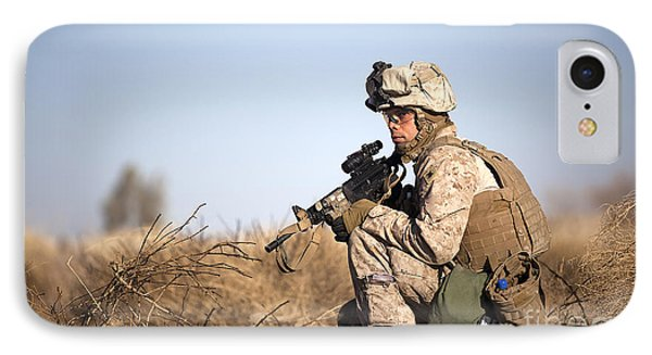 U.s. Navy Soldier Participates Phone Case by Stocktrek Images