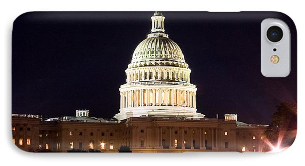 Us Senate Phone Case by Syed Aqueel