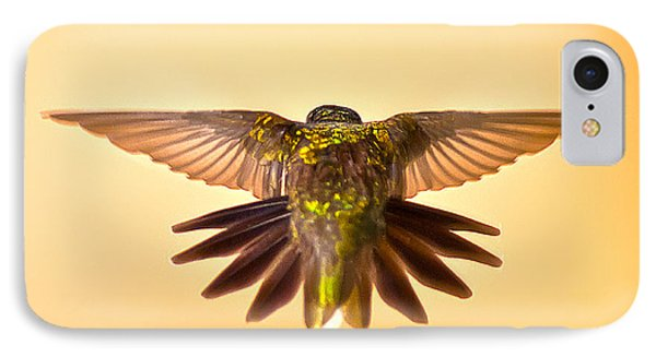 IPhone Case featuring the photograph Usaf Hummingbirds Wings by Randall Branham