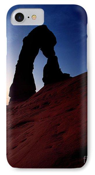 Utah - Delicate Arch 3 Phone Case by Terry Elniski