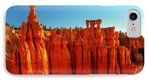 Utah - Thor's Hammer 3 Phone Case by Terry Elniski