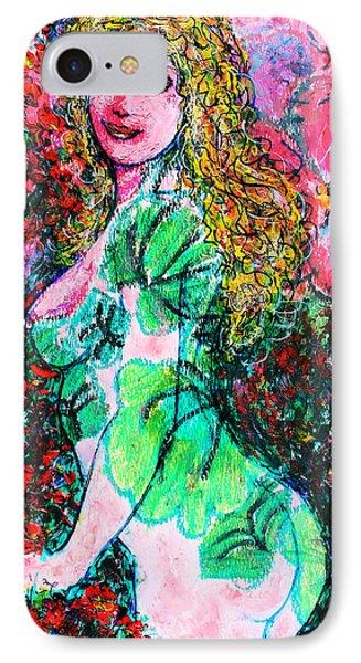 Valentina 2 Phone Case by Natalie Holland