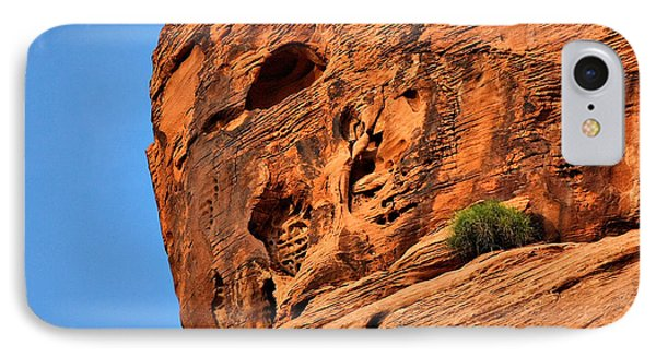 Valley Of Fire Nevada - A Special Place Phone Case by Christine Till