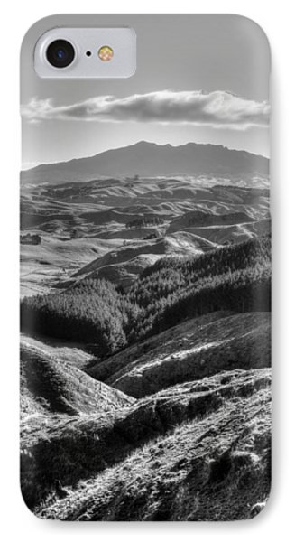 Valley View Phone Case by Les Cunliffe