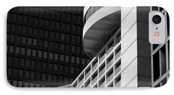Vancouver Architecture Phone Case by Chris Dutton
