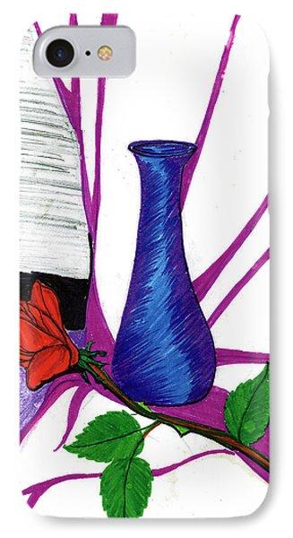 Vase Phone Case by Harry Richards
