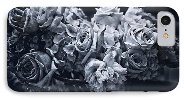 Vase Of Flowers 2 Phone Case by Madeline Ellis