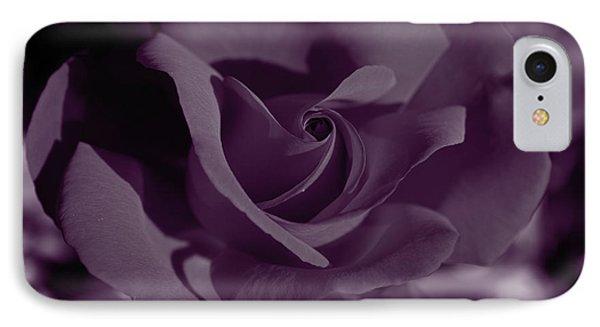 Velvet Rose Phone Case by Aidan Moran