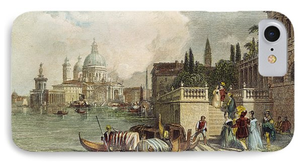 Venice, 1833 Phone Case by Granger