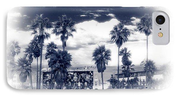 Venice Beach Haze Phone Case by John Rizzuto