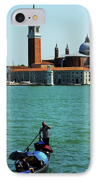 Venice Gandola IPhone Case