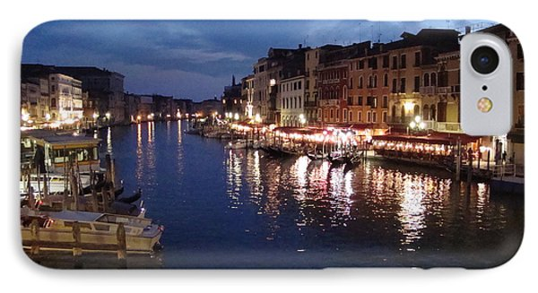 IPhone Case featuring the photograph Venice by Marta Cavazos-Hernandez