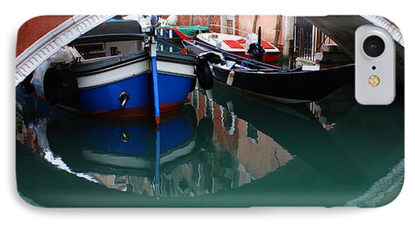 Venice Reflections 2 Phone Case by Bob Christopher