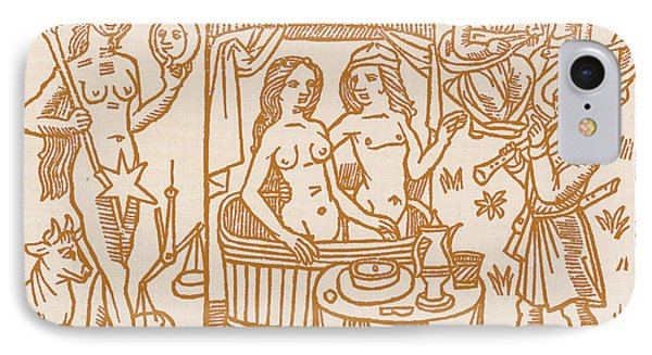 Venus, Roman Goddess Of Love Phone Case by Science Source