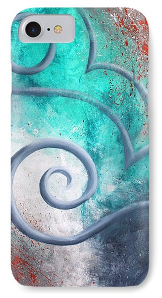 Venus Sky Phone Case by Reina Cottier