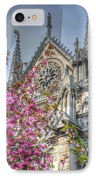 IPhone Case featuring the photograph Vibrant Cathedral by Jennifer Ancker