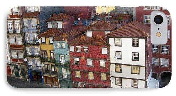 Vibrant Porto IPhone Case by Arlene Carmel