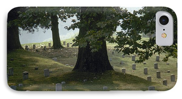 Vicksburg: Cemetery IPhone Case by Granger