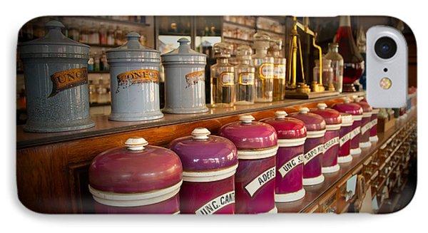 Victorian Chemist IPhone Case by Adrian Evans