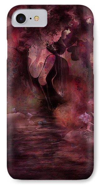 Victorian Dreams Phone Case by Rachel Christine Nowicki