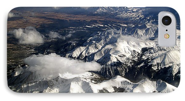 View From Above II IPhone Case by Patricia Griffin Brett