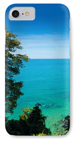 View From Khao-lak Phone Case by Atiketta Sangasaeng