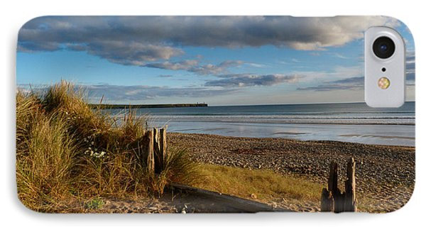 View From The Dunes At Tramore. IPhone Case