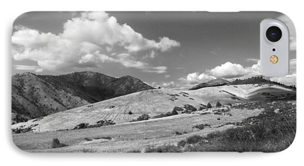 IPhone Case featuring the photograph View Into The Mountains by Kathleen Grace