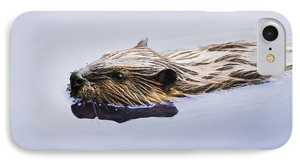 View Of Beaver, Chaudiere-appalaches IPhone 7 Case by Yves Marcoux