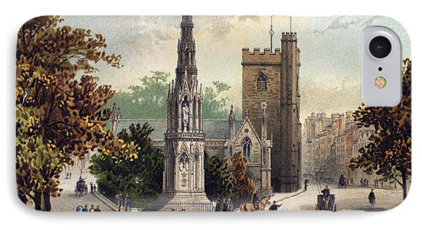 View Of Oxford, C1885 Phone Case by Granger