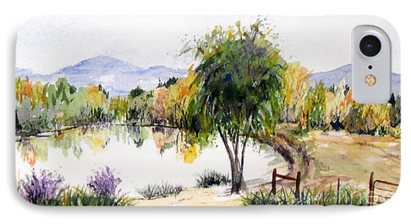 View Outside Reno IPhone Case by Vicki  Housel