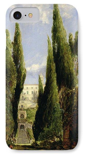 Villa D'este Tivoli IPhone Case