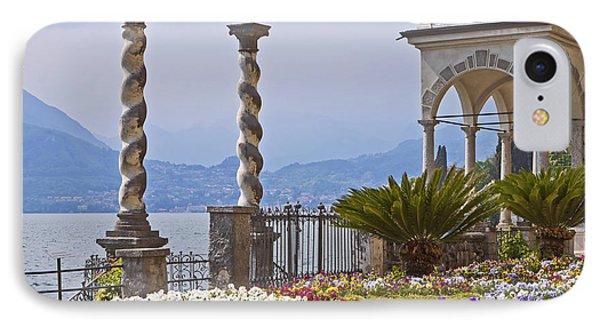 Villa Monastero - Varenna - Lago Di Como Phone Case by Joana Kruse