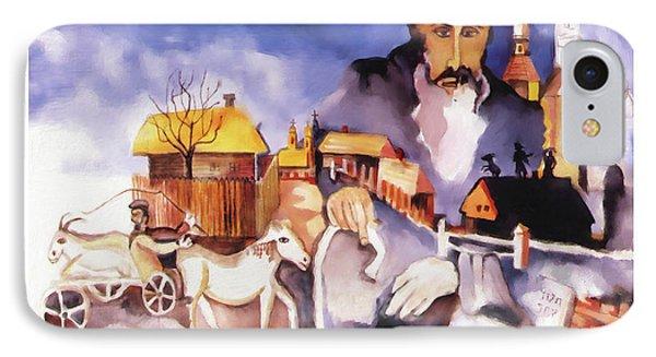 Village Phone Case by Bob Salo