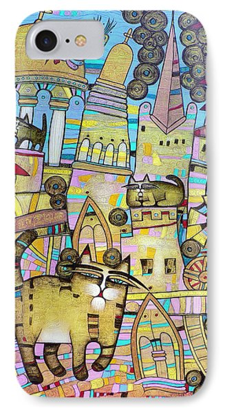 Villages Of My Childhood IPhone Case