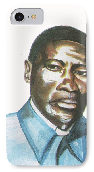 Vincent Mulago Phone Case by Emmanuel Baliyanga