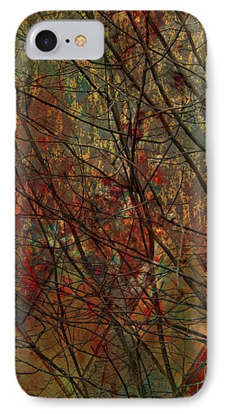 Vines And Twines  Phone Case by Jerry Cordeiro