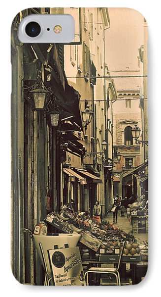 Vintage Bologna Italy IPhone Case