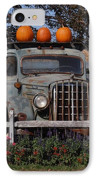 Vintage Harvest Phone Case by Kimberly Perry