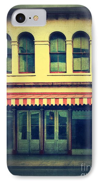Vintage Store Fronts Phone Case by Jill Battaglia