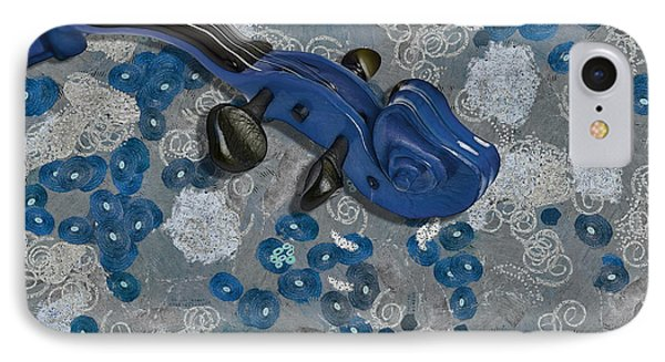 Violinelle - V02-09a Phone Case by Variance Collections