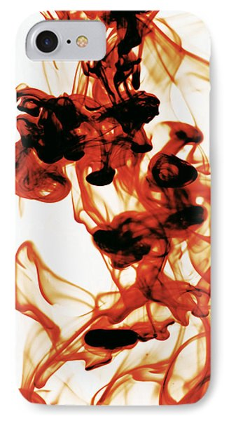 Volcanic Eruption Phone Case by Sumit Mehndiratta