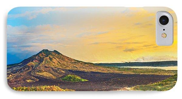 Volcano Batur Phone Case by MotHaiBaPhoto Prints