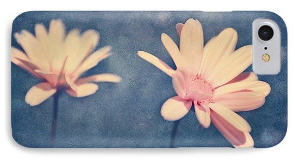 Voyager De Par Les Aromes Des Fleurs Phone Case by Aimelle